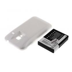 baterie pro Samsung Galaxy Ace Plus 3 2400mAh bílá (doprava zdarma u objednávek nad 1000 Kč!)