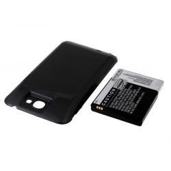 baterie pro Samsung Galaxy Note II LTE 6200mAh černá (doprava zdarma u objednávek nad 1000 Kč!)