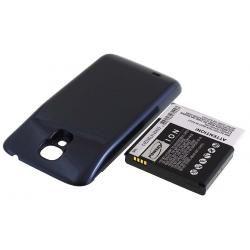 baterie pro Samsung Galaxy S4 LTE 5200mAh modrá (doprava zdarma u objednávek nad 1000 Kč!)