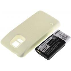 baterie pro Samsung Galaxy S5 Mini 3800mAh bílá (doprava zdarma u objednávek nad 1000 Kč!)