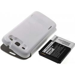 baterie pro Samsung Galaxy SIII 4200mAh bílá (doprava zdarma u objednávek nad 1000 Kč!)