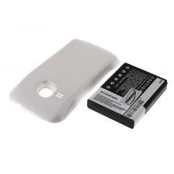 baterie pro Samsung GT-S6500 2400mAh bílá (doprava zdarma u objednávek nad 1000 Kč!)