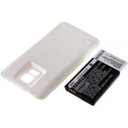 baterie pro Samsung SM-G900F bílá 5600mAh (doprava zdarma u objednávek nad 1000 Kč!)