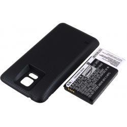 baterie pro Samsung SM-G900F černá 5600mAh (doprava zdarma u objednávek nad 1000 Kč!)