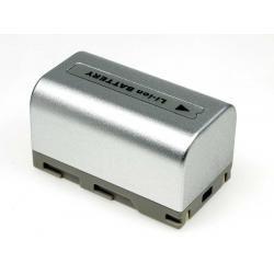 baterie pro Samsung VP-DC171 stříbrná (doprava zdarma u objednávek nad 1000 Kč!)