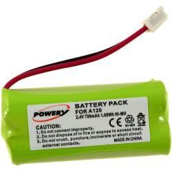 baterie pro Siemens gigaset A160 (doprava zdarma u objednávek nad 1000 Kč!)