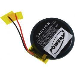 baterie pro Smartwatch Garmin Forerunner 110 (doprava zdarma u objednávek nad 1000 Kč!)