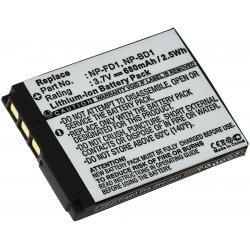 baterie pro Sony Cyber-shot DSC-T2/B (doprava zdarma u objednávek nad 1000 Kč!)