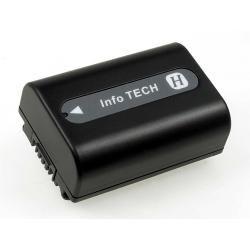 aku baterie pro Sony DCR-HC32 750mAh (doprava zdarma u objednávek nad 1000 Kč!)