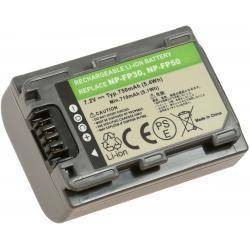 aku baterie pro Sony DCR-HC40E 750mAh (doprava zdarma u objednávek nad 1000 Kč!)