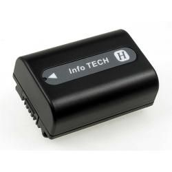 baterie pro Sony DCR-HC85 750mAh (doprava zdarma u objednávek nad 1000 Kč!)