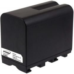 baterie pro Sony DCR-VX2100E 7800mAh černá (doprava zdarma!)