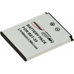 baterie pro Sony-Ericsson G705 (doprava zdarma u objednávek nad 1000 Kč!)