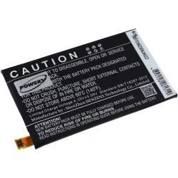 baterie pro Sony Ericsson Xperia E4g (doprava zdarma u objednávek nad 1000 Kč!)