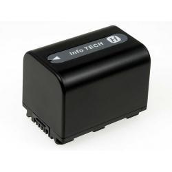 aku baterie pro Sony HDR-CX12 1500mAh (doprava zdarma u objednávek nad 1000 Kč!)