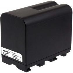 baterie pro Sony HDR-FX7 7800mAh černá (doprava zdarma!)