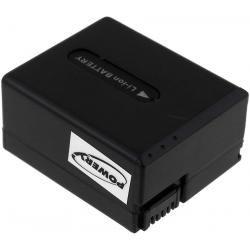 baterie pro Sony Typ NP-FF50 1400mAh (doprava zdarma u objednávek nad 1000 Kč!)