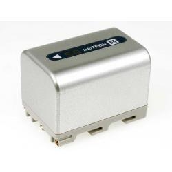 baterie pro Sony Typ NP-FM30 3400mAh stříbrná (doprava zdarma u objednávek nad 1000 Kč!)