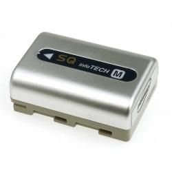 baterie pro Sony Videokamera DCR-DVD91E 1650mAh (doprava zdarma u objednávek nad 1000 Kč!)