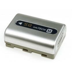 baterie pro Sony Videokamera DCR-PC120BT 1650mAh (doprava zdarma u objednávek nad 1000 Kč!)