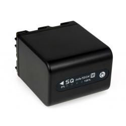 baterie pro Sony Videokamera HDR-SR1e 4200mAh antracit s LED indikací (doprava zdarma u objednávek nad 1000 Kč!)