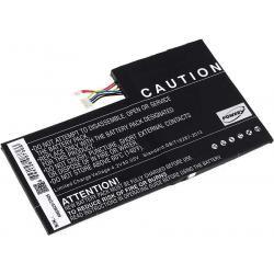 baterie pro Tablet Acer A1-810 (doprava zdarma!)