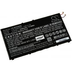 baterie pro tablet Sony Xperia tablet Z3 Compact (doprava zdarma u objednávek nad 1000 Kč!)