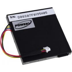baterie pro Texas Instruments Typ 541383800002-G0511 (doprava zdarma u objednávek nad 1000 Kč!)