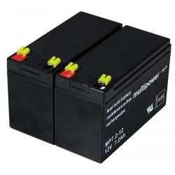 baterie pro UPS APC Smart-UPS SC 1000 - 2U Rackmount/Tower (doprava zdarma!)