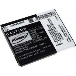 baterie pro ZTE Typ Li3717T43P3h594650 1600mAh (doprava zdarma u objednávek nad 1000 Kč!)