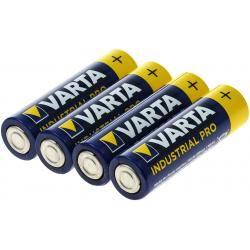 baterie Varta 4006 průmyslové AA články 4ks Folie originál (doprava zdarma u objednávek nad 1000 Kč!)