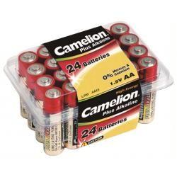 Camelion Plus alkalická LR6 / tužková (2 x 24ks Box) originál (doprava zdarma u objednávek nad 1000 Kč!)
