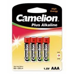 Camelion Typ AAA 4ks balení originál (doprava zdarma u objednávek nad 1000 Kč!)