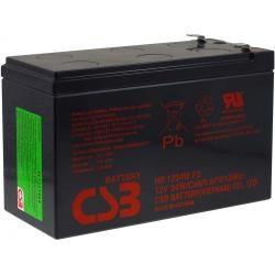 CSB Hochstrom olověná baterie HR129AhF2 12V 9Ah originál (doprava zdarma u objednávek nad 1000 Kč!)