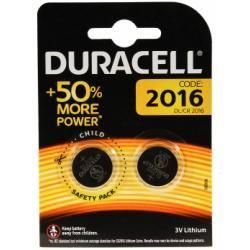 Duracell baterie litiový knoflíkový článek 3V CR2016 originál (doprava zdarma u objednávek nad 1000 Kč!)