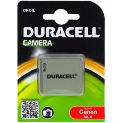 Duracell aku baterie pro Canon Digital IXUS 65 originál (doprava zdarma u objednávek nad 1000 Kč!)