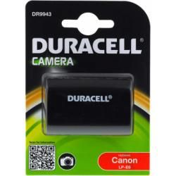 Duracell baterie pro Canon EOS 7D originál (doprava zdarma!)