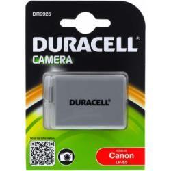 Duracell baterie pro Canon EOS Rebel Xsi originál (doprava zdarma u objednávek nad 1000 Kč!)