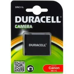 Duracell baterie pro Canon IXUS 125 HS originál (doprava zdarma u objednávek nad 1000 Kč!)