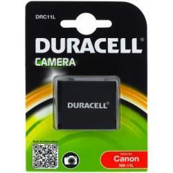 Duracell baterie pro Canon PowerShot A4000 IS originál (doprava zdarma u objednávek nad 1000 Kč!)