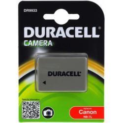 Duracell aku baterie pro Canon PowerShot G10 originál (doprava zdarma u objednávek nad 1000 Kč!)