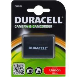 Duracell baterie pro Canon PowerShot G7 originál (doprava zdarma u objednávek nad 1000 Kč!)