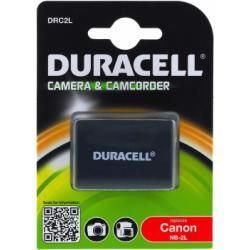 Duracell baterie pro Canon PowerShot G9 originál (doprava zdarma u objednávek nad 1000 Kč!)