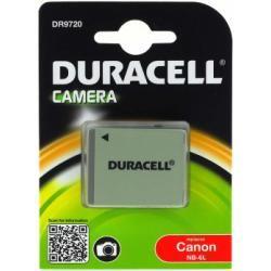 Duracell baterie pro Canon PowerShot SD980 IS originál (doprava zdarma u objednávek nad 1000 Kč!)