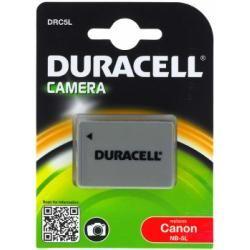 Duracell aku baterie pro Canon PowerShot SX200 IS originál (doprava zdarma u objednávek nad 1000 Kč!)