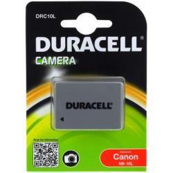 Duracell aku baterie pro Canon PowerShot SX40 HS originál (doprava zdarma u objednávek nad 1000 Kč!)