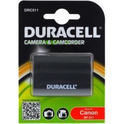 Duracell aku baterie pro Canon Videokamera MV530i originál (doprava zdarma u objednávek nad 1000 Kč!)