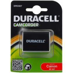 Duracell baterie pro Canon Vixia HG21 originál (doprava zdarma!)