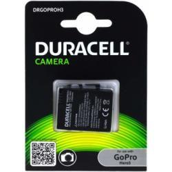 Duracell baterie pro GoPro Hero3 originál (doprava zdarma u objednávek nad 1000 Kč!)