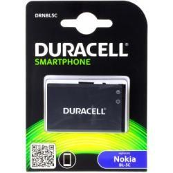 Duracell aku baterie pro Nokia 2710 Navigation Edition originál (doprava zdarma u objednávek nad 1000 Kč!)
